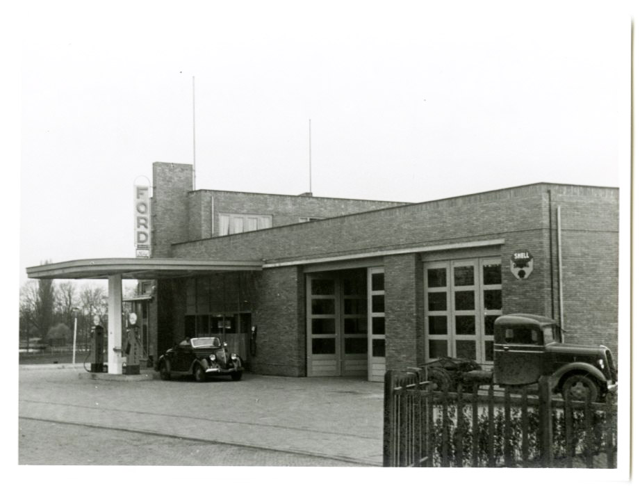 ford garages amsterdam