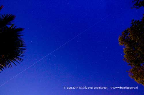 int space station fly over - photo #21